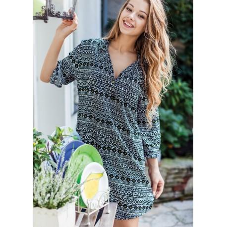 LHD 898 A7, Платье домашнее женское