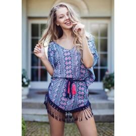 LHT 884 A7, Платье домашнее женское