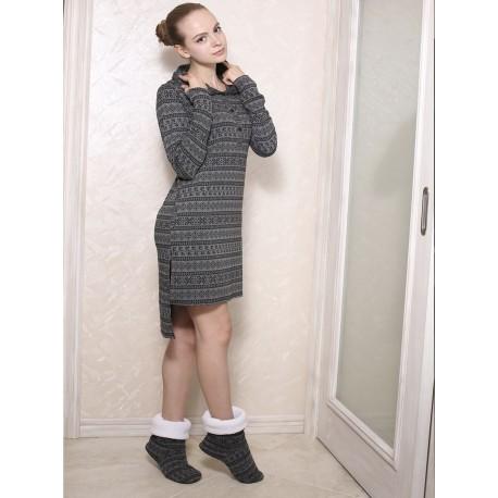 564, Платье домашнее женское
