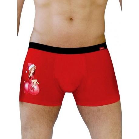 Santa's girl, Трусы мужские шорты