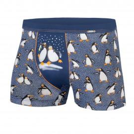 007/43 Penguins, Трусы мужские шорты XMAS