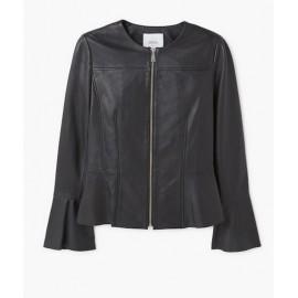 13033670, Куртка кожаная женская