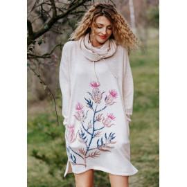 LHD 508 B19, Платье домашнее женское