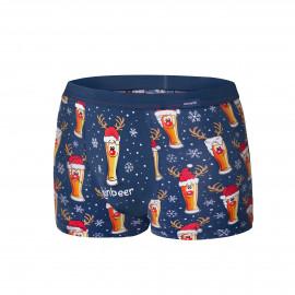 007/53 Beer, Трусы мужские шорты XMAS