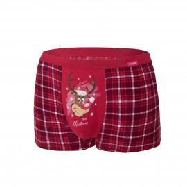007/58 Reindeer 2, Трусы мужские шорты XMAS