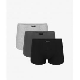 3BMH-007, Трусы мужские шорты (набор)