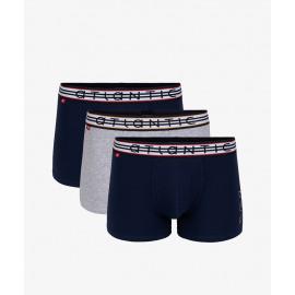 3MH-013, Трусы мужские шорты (набор)