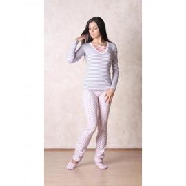 383, Брюки женские пижамные