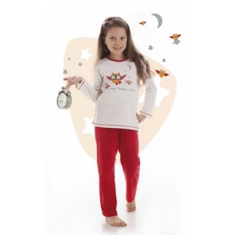 540 Happe owls 2, Пижама для девочки