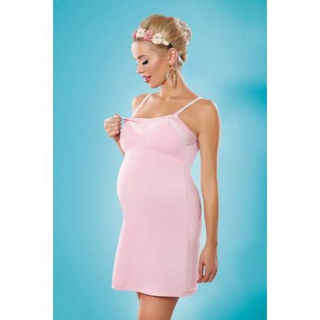PINK CANDY TOP, Сорочка для беременных и кормящих