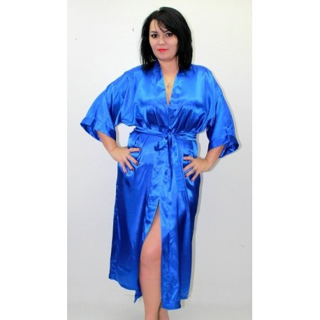 135112 Angelica Maxi, Халат женский шелковый