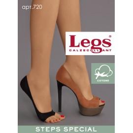 720 Peep Toe Cotton, Подследники женские